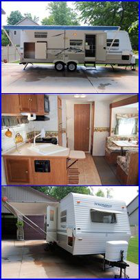 Perfect for the family 2003 Keystone Springdale Travel Trailer for Sale in Washington, DC