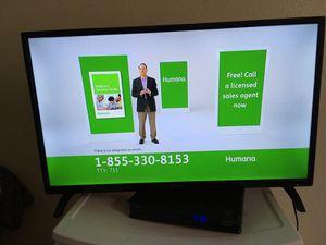 32' Panasonic Tv / w Remote for sale  Tulsa, OK