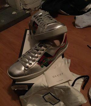 Gucci Ace Men sz 10 UK for Sale in Washington, DC