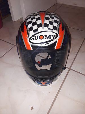 Suomy helmet for Sale in DeBary, FL