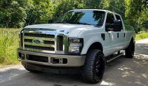 2008 Ford F250 Diesel 4x4 for sale  Springdale, AR