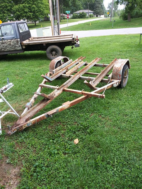 3 Rail Motorcycle Trailer For Sale In Independence Mo Offerup