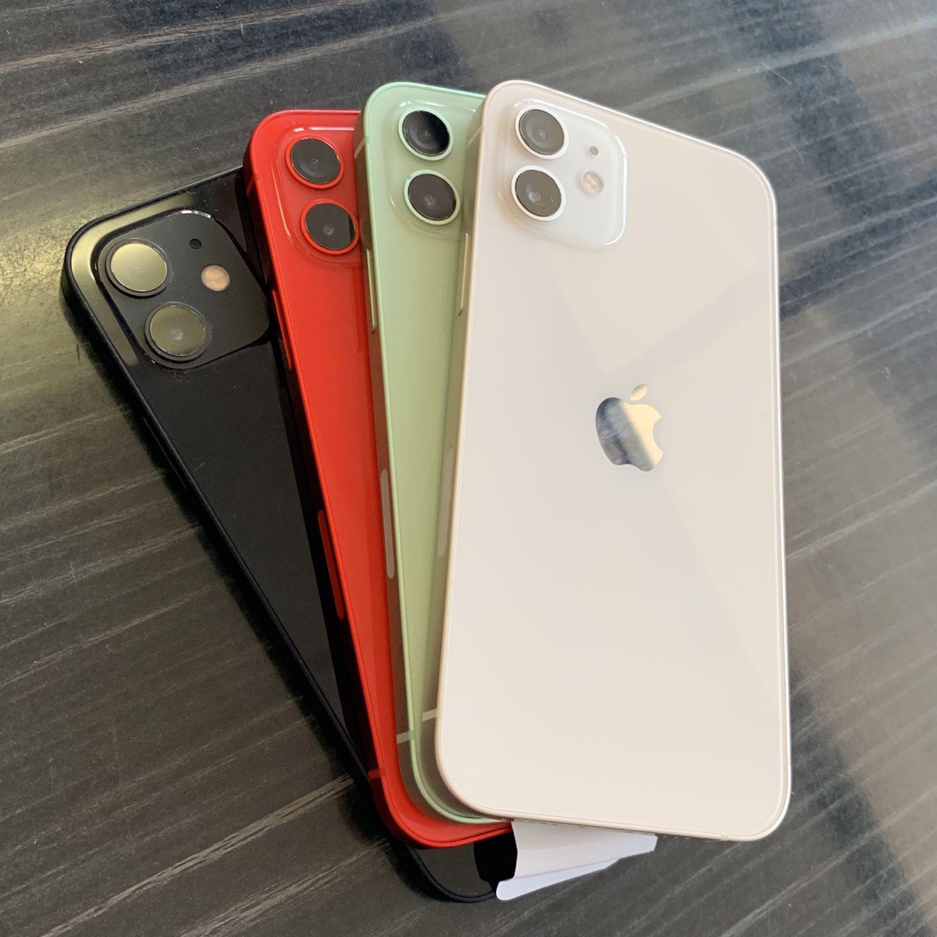 iPhone 12 Unlocked