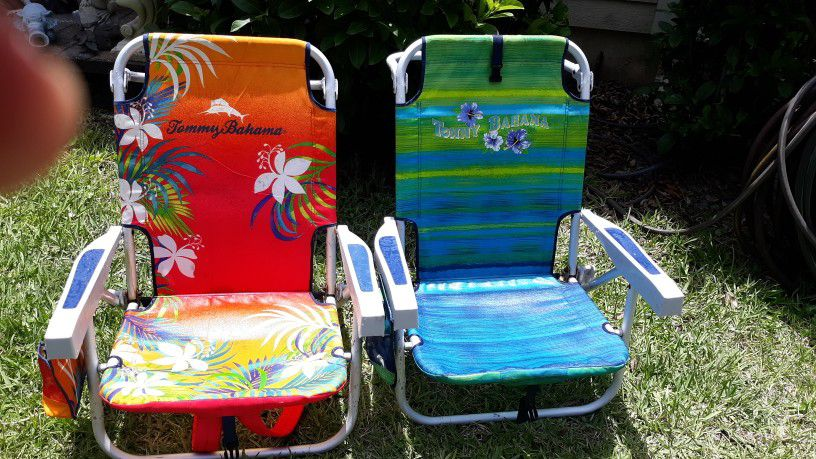 Photo 2 Tommy Bahamas Beach Chairs
