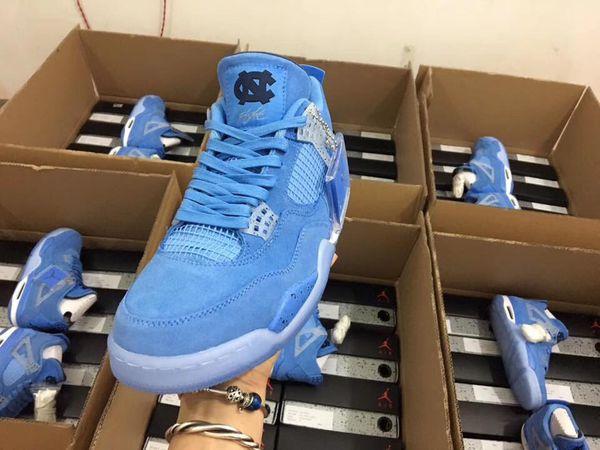 050bbfd6c5a0 University of North Carolina Powdered Blue (UA) Jordan s Men s 7-13 ...