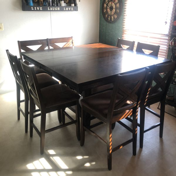 Amazing Ashley Furniture Dining Table And Chairs For Sale In Caraccident5 Cool Chair Designs And Ideas Caraccident5Info