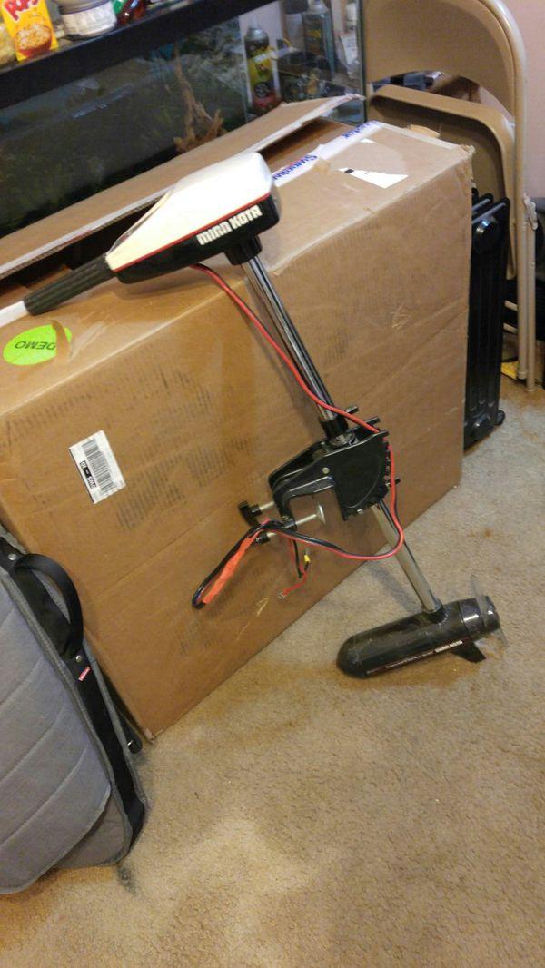 Minn Kota 65 Trolling Motor Has 28 Lb Thrust For Sale In Berkeley Township NJ OfferUp