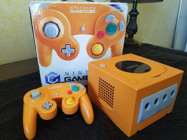 Nintendo GameCube Spice Orange - Like New for Sale in Bakersfield, CA -  OfferUp