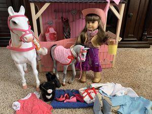 Photo American Girl Doll OG Stable AG outfits Bundle