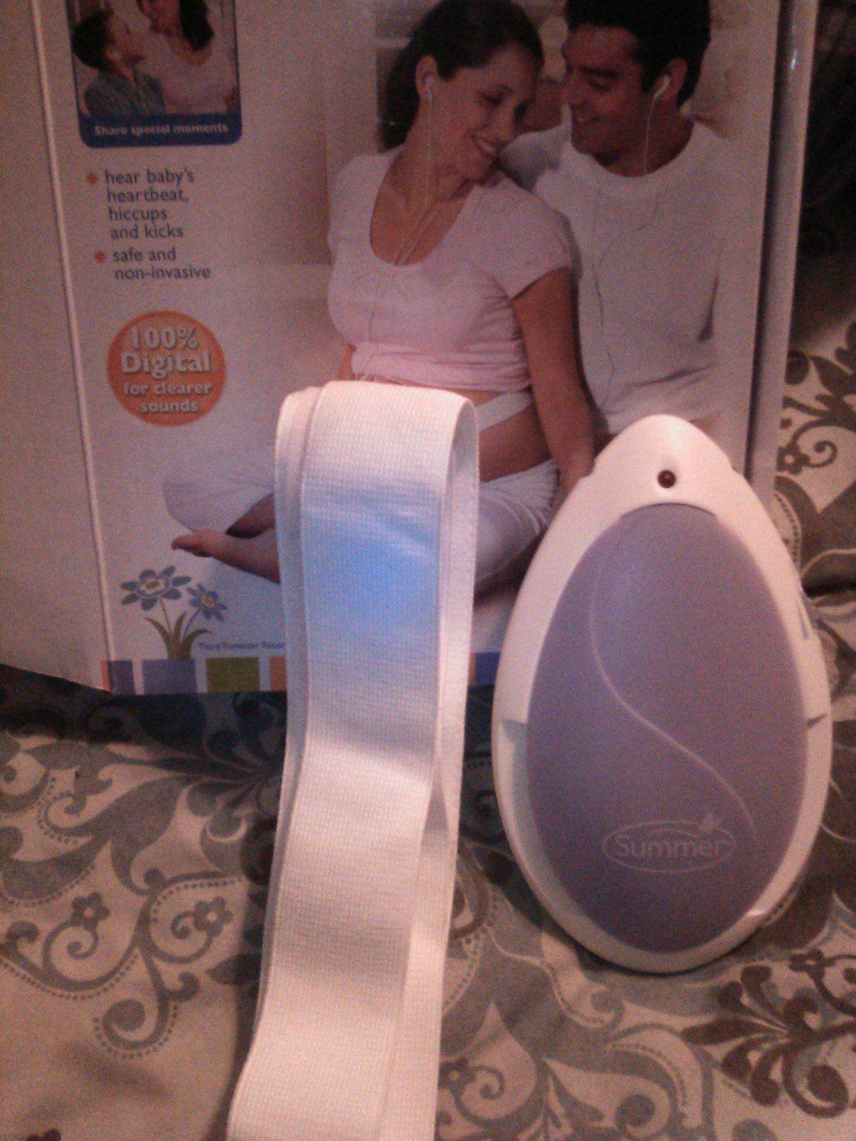 Digital prenatal listening system