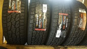four bright new set of tires for sale 235/70/16 for Sale in Washington, DC