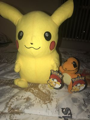 Collectible Pokémon toys for Sale in Pleasanton, CA