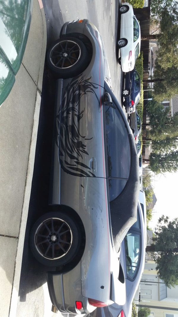 2002 Mitsubishi Spider Eclipse GT TRANSMISSION PROBLEM WON'T DRIVE! for  Sale in San Jose, CA - OfferUp
