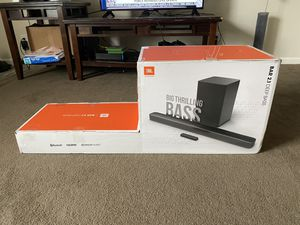 Photo JBL 2.1 SUPER BASS SOUND BAR