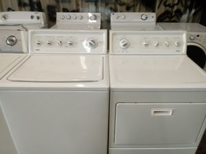 Kenmore elite king size capacity washer and dryer set for Sale in Fresno, CA