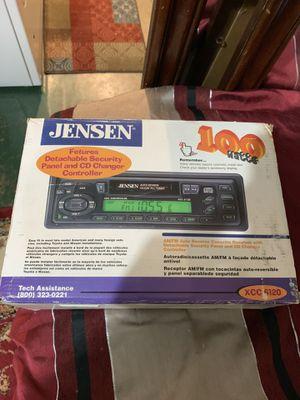 Jensen car radio for Sale in Annandale, VA