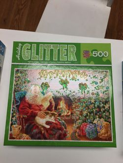 Jig saw puzzles Six puzzles, 500 pieces to 1000 pieces Thumbnail