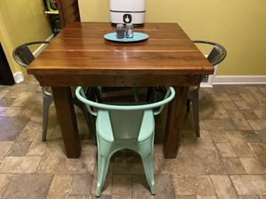 New and Used Kitchen table chairs for Sale in Chicago, IL ...