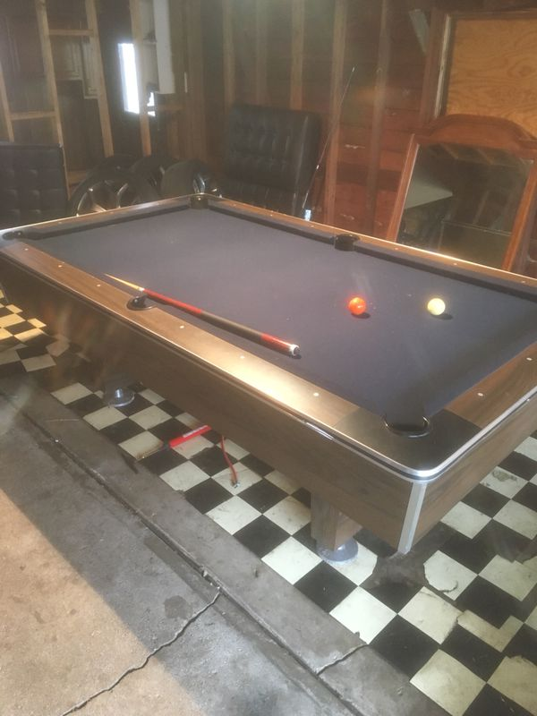 Pool Table For Sale In Sterling Heights MI OfferUp - Sterling pool table