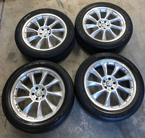 "20"" Affalterbach Rims And Tires (Mercedes AMG/BRABUS) For"