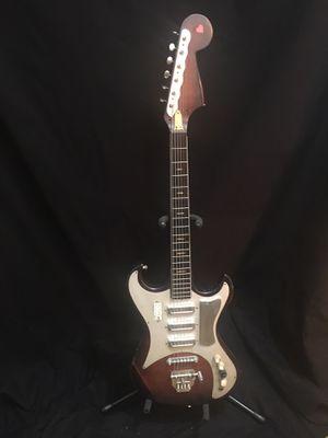 Vintage Zim-Gar electric guitar for Sale in Seattle, WA