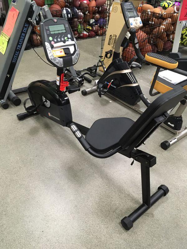Schwinn a20 Recumbent Exercise Bike for Sale in Lynnwood, WA - OfferUp