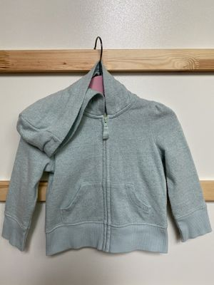 Photo Toddler Girl's zip-up sweatshirt size 18m Kids Clothes