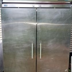 Delafield Commercial Freezer. Thumbnail