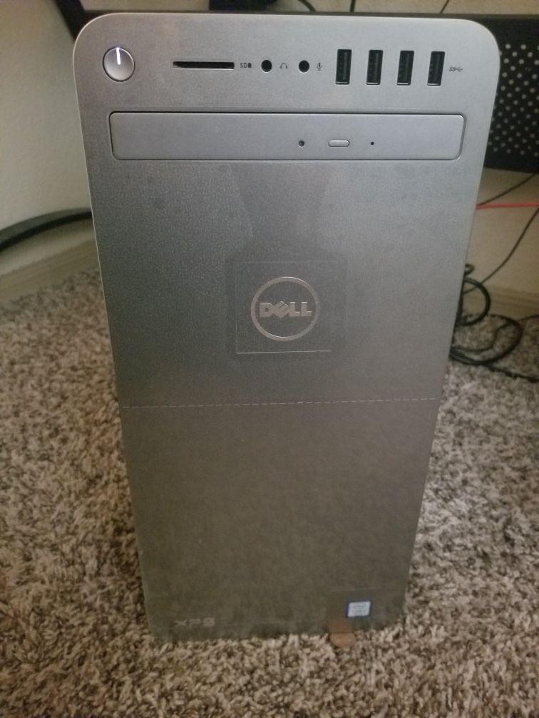 """Dell XPS 8920 Computer w/ Dell 23"""" HD Monitor"""