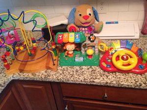 Toddler toy lot for Sale in Richmond, VA