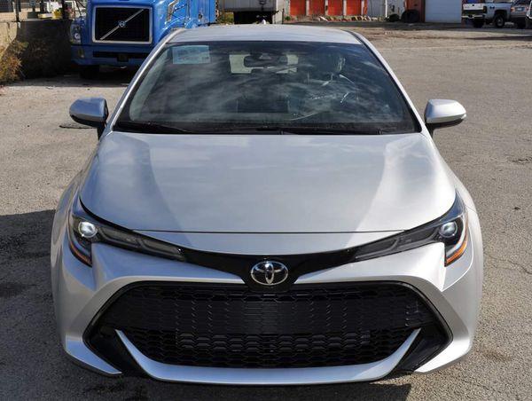 2019 Toyota Corolla Hatchback Se For Sale In Oak Lawn Il