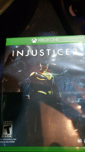 Injustice 2 for Sale in Fife, WA