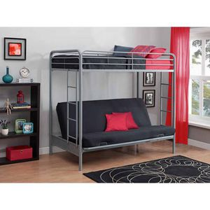 Dhp Twin Over Full Futon Bunk Bed New For In Roseville Ca
