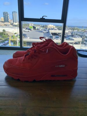 Photo Men's Red Nike Airmax Size 10