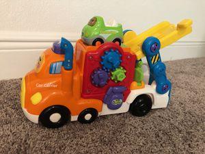 Photo VTech Go Go Smart Wheels Car Carrier