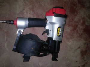 Central pneumatic Roofing nailer for Sale in St. Louis, MO