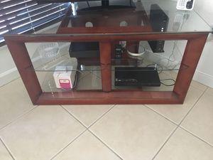 TV table - $60 for Sale in Miami, FL