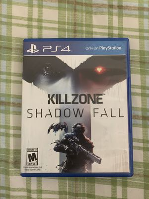 Killzone Shadow Fall PS4 for Sale in Los Angeles, CA - OfferUp