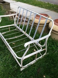 Vintage Outdoor Aluminum Furniture for Sale in undefined