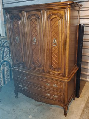 Photo Thomasville Armoire Dresser