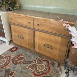 Beautiful Long Dresser  Thumbnail