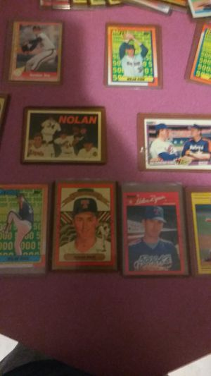 New And Used Baseball Cards For Sale In Huntsville Al Offerup