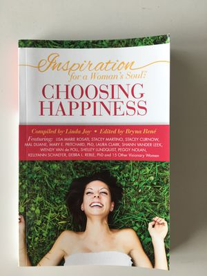 Choosing Happiness - Inspiration for a Woman's Soul - Linda Joy for Sale in Baltimore, MD