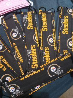 Steelers Masks Thumbnail