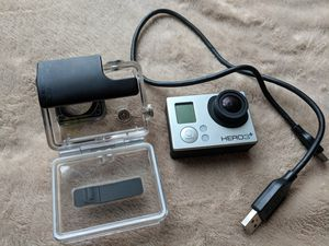 GoPro Hero 3 and Waterproof Cover for Sale in Washington, DC