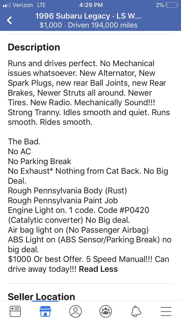 Subaru for Sale in Oklahoma - OfferUp