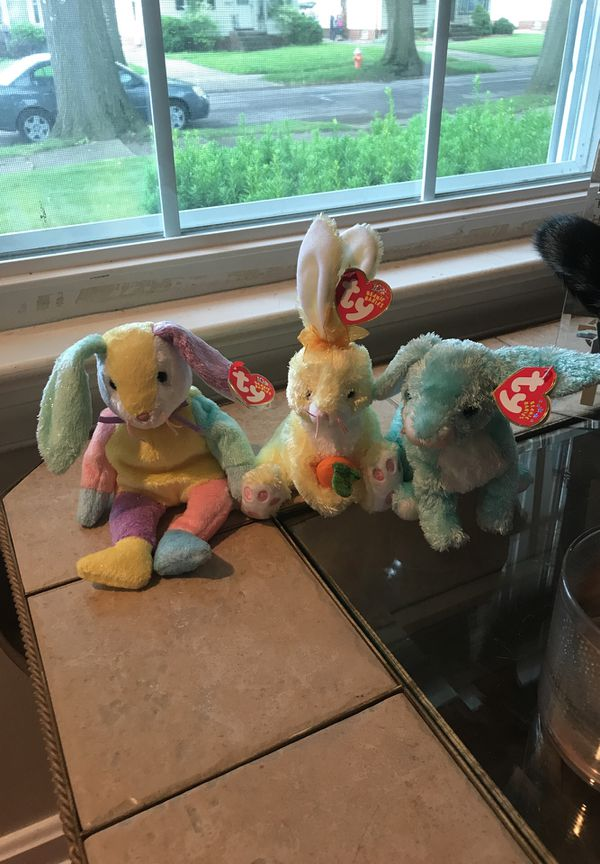 b1560e91fab TY Easter Beanie Babies for Sale in Cleveland