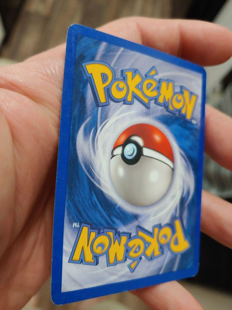 Pokemon Card Electrode Reverse Holo WOTC
