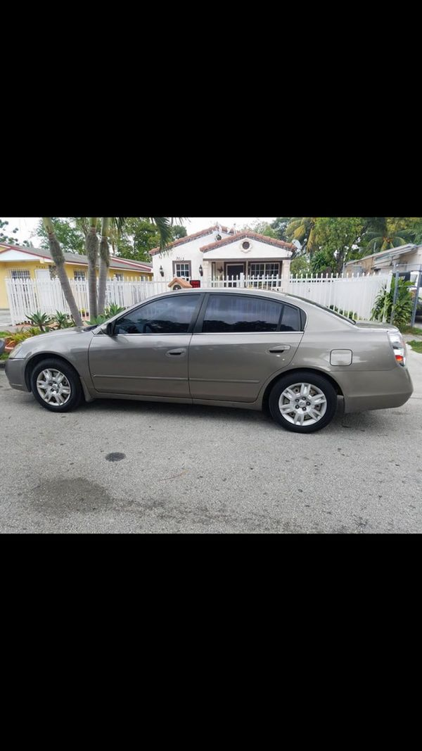 2005 Nissan Altima Cars Amp Trucks In Miami Fl Offerup