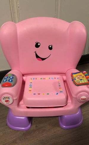 Fisher price talking chair for Sale in Nashville, TN